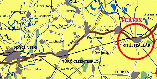 kisújszállás térkép Térképen   Vertex Plain Kft.   20 éve   Filmforgalmazás  kisújszállás térkép